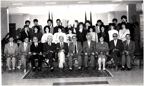 Informatică – promoția 1989, UVT